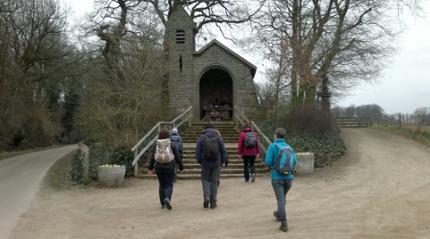 Bij de Franciscanessen in Denekamp